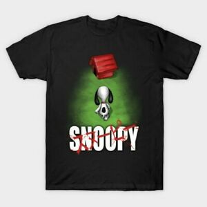 Peanuts Snoopy As Akira Manga Parody Black T Shirt Shotaro Kaneda Tetsuo Shima Ebay