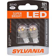 SYLVANIA ZEVO 921 T-16 W16w White LED Bulb (contains 2 Bulbs)