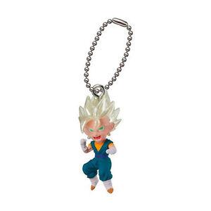 Dragon Ball Z DBZ Vegito Fusion Figure Keychain Ring BEST 16 Gashapon Capsule
