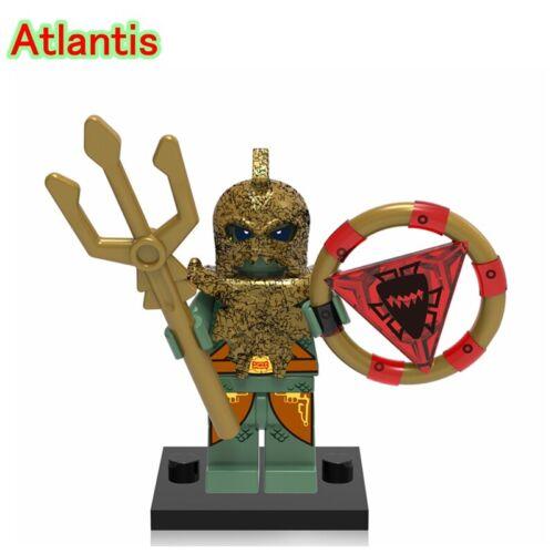 Ancient Roman Empire Gladiator Mini Figure NEW UK Seller Fits Major Brand Blocks