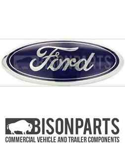 Details About Ford Transit Mk7 06 13 Oval 9 Ford Badge Logo Emblem Self Adhesive Tra441