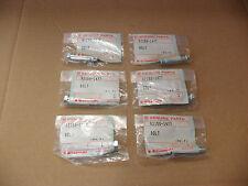 NEW KAWASAKI ZXR750 ZX-7R ZX-9R B1-B4 6X CLUTCH PRESSURE PLATE BOLTS 92150-1477