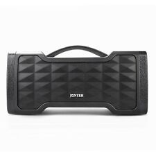 IPX5 Microphone Black Bluetooth Speaker Louder Volume Rich Bass Crystal Clear Stereo Sound Un-Tech Bluetooth Portable Speaker