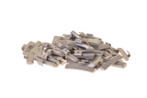 Zink ZN 50 x 35g Auswuchtgewichte,Schlaggewichte Wuchtgewichte,für Alu-Felgen