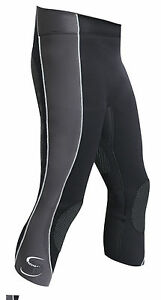 Nookie Strides 3/4 Length - Neoprene Wetsuit Trousers Short Kayak/Canoe/Sail/SUP