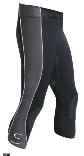 Nookie Strides 3/4 Length - Neoprene Wetsuit Trousers Short Kayak/Canoe/Sail/SUP