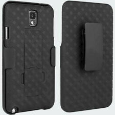 *Verizon OEM Shell Holster Combo Case Clip For Samsung Galaxy Note 3 III N900V