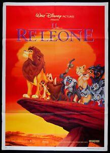 M177 Manifesto 2F Die König Löwe Lion König Cartoon Walt Disney Animation