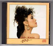 Tinh khuc Do Le (Vietnamese music CD) Ngoc Lan Luu Hong Vu Khanh RARE!!