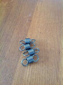 Tension Spring 12.5mm diameter x 33mm long including eyes pack Of 4