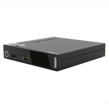 Lenovo ThinkCentre M73 Tiny Desktop (Intel G1820T 2.4GHz,128GB SSD,8GB RAM,WiFi)