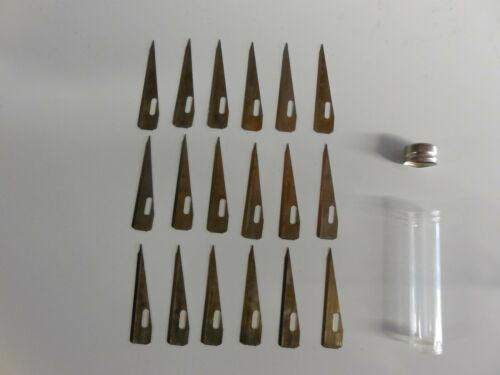 Wasp Injector Replacement Blades 1970/'s