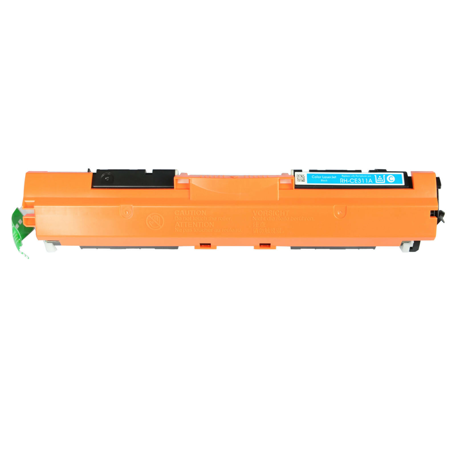 1 pk CE311A Toner for TopShot Pro M275 MFP Pro CP1025nw Color Printer