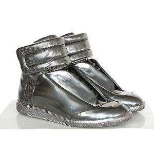 Future hi-top sneakers - Metallic Maison Martin Margiela XorlPeq3eW