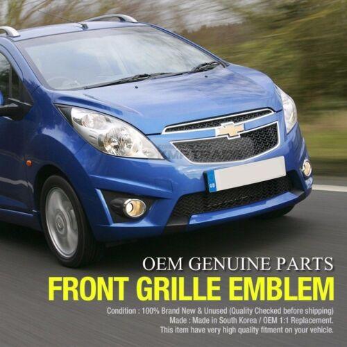 OEM Parts Front Grille Logo Emblem Badge 1Pcs for CHEVROLET 2011-2012 Spark