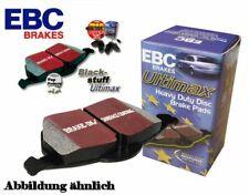 EBC Blackstuff Bremsbeläge Vorderachse DPX2067 für Chevrolet Orlando
