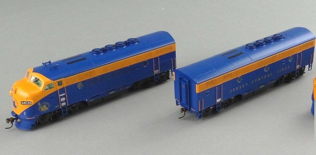 ATHEARN GENESIS F-3AB JERSEY CENTRAL LINES - G2537AB