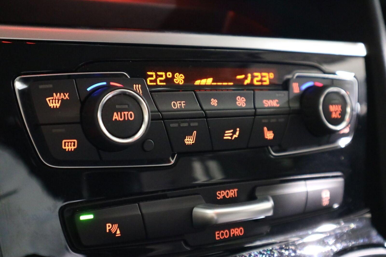 BMW 216i 1,5 Gran Tourer Sport Line 7prs - billede 8