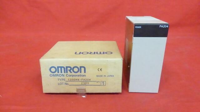 OMRON C200HW-PA204 *NEW* POWER SUPPLY UNIT 120VA (H)