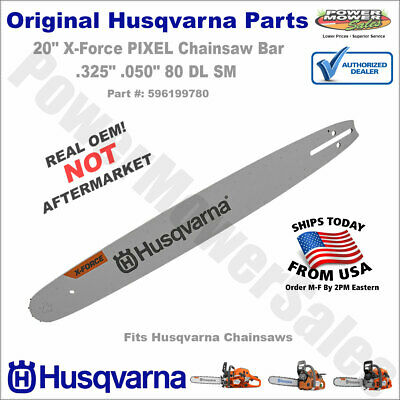 Orange//Gray Husqvarna 596199780 Bars