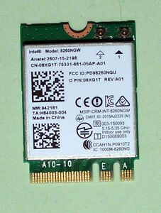 OriginaI-Intel-Dual-Band-Wireles-AC8260-Model-8260NGW-802-11AC-867Mbps-M-2-BT4-2