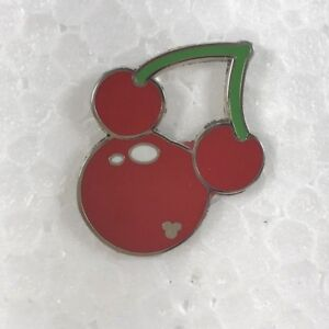Disney-Cherry-Hidden-Mickey-Trading-Pin-Food-Fun-Icons-Ears-Fruit-2008