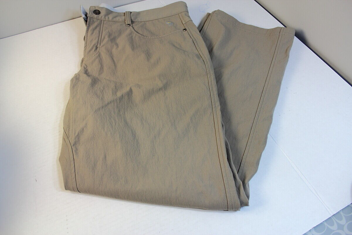 Mountain Hardwear Hiking Pants Women Size (Waist 14 Length 32)