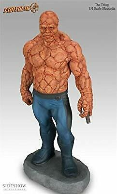 Fantastic 4  The Thing 1 4 Scale Maquette Sideshow Collectibles