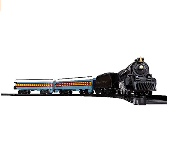 Black Friday Deals Lionel Polar Express Ready To Play Train Set For Sale Online Ebay