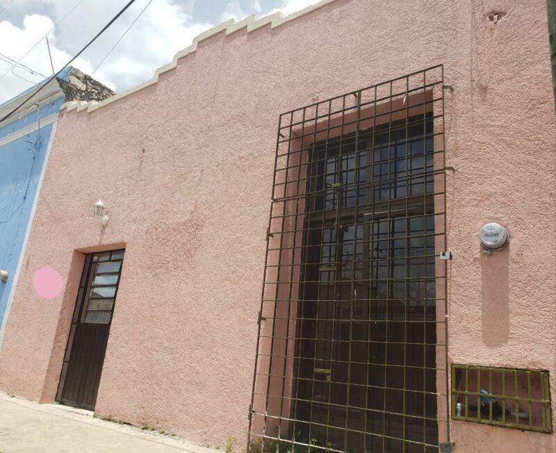 Casa Maya en venta en el Centro de Mérida