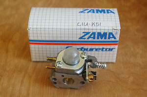 GENUINE-ZAMA-CARBURETOR-C1U-K51-EQUAL-TO-ECHO-12520005962-NEW