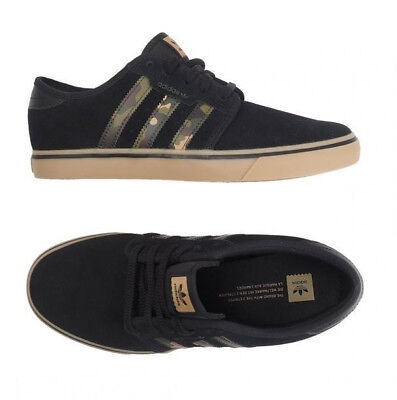 Adidas Seeley (BY4015) Canvas Shoes Athletic Sneakers Skateboarding | eBay