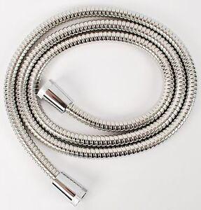 Croydex en acier inoxydable renforcé tuyau de douche de 7mm alésage 1-5 m ou 1-75 m-afficher le titre d`origine E4VULV3P-07183830-845852007