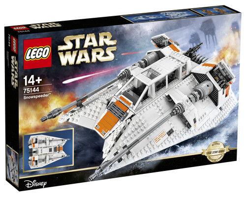 Lego Star Wars Snowspeeder Snowspeeder Snowspeeder (75144) e3c658
