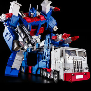 THF-04-MP22-Ultra-Magnus-Magnum-G1-Transformers-Action-Figure-Robot-Toy-In-Stock
