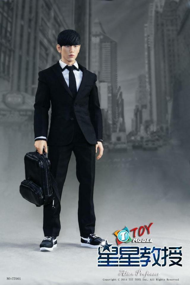 1 6 FIGURE Sets Hobby toys suit TITTOYS doll star professor STANDARD TT002 HOT