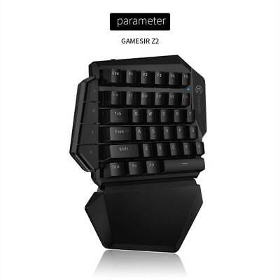GameSir Z2 Wireless Gaming Keyboard And DPI Mouse One-hand e-sports keyboard HYH