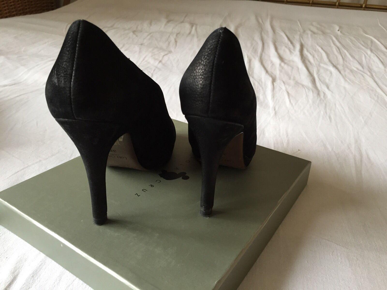 Bota Caminodelexito Lola es Negro F711d1 Cruz Zapato hQrCxtsdB