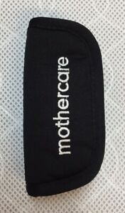 Mothercare-Maine-Car-Seat-Shoulder-Harness-Pad-X-1-Black-VGC