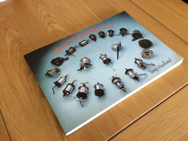 2019 Nuovo Stile Cycling. The Sturmey Archer Story. Tony Hadland. 1st Ed 1987. Così Efficacemente Come Una Fata