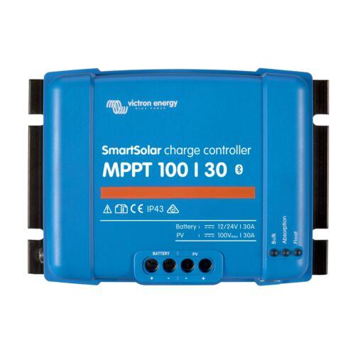 Inbuilt Bluetooth Victron SmartSolar 100 30 30A MPPT Solar charge controller