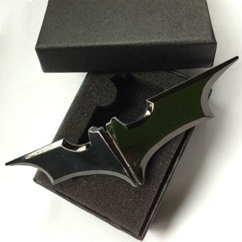 Batman Zincalloy Metal Money Clip Ringgit Dollar Cash Clamp Wallet 2 Colors