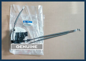 Oem 813202w000 Front Right Door Lock Actuator Rh For Hyundai Santa Fe 12 16 Ebay