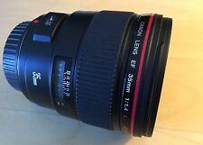 MINT Canon EF 35mm f/1.4 L USM Lens