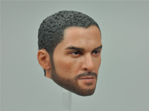 Head Sculpt for SoldierStory SS105 ISOF Iraq Special Operations Forces 1/6 12''