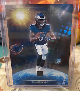 Devonta Smith Out Of This World Donruss 2021 Card (ERROR CARD)🔥🔥Case Hit 🦅