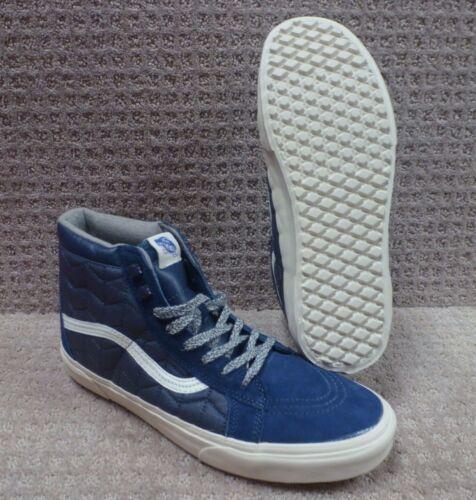 Índigo Azul hi acolchado Vans Hombre Zapatos Color Mte Sk8 California ZPWIag