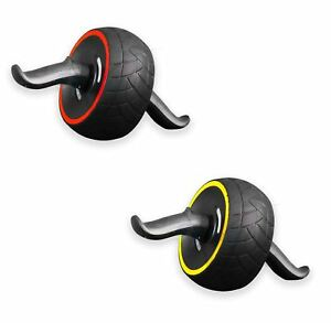 NUOVO-POTENTE-potere-ADDOMINALI-Carver-AB-HAND-GRIP-roller-wheel-HOME-GYM