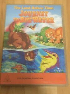 The-Land-Before-Time-Journey-To-Big-Water-DVD-Region-4