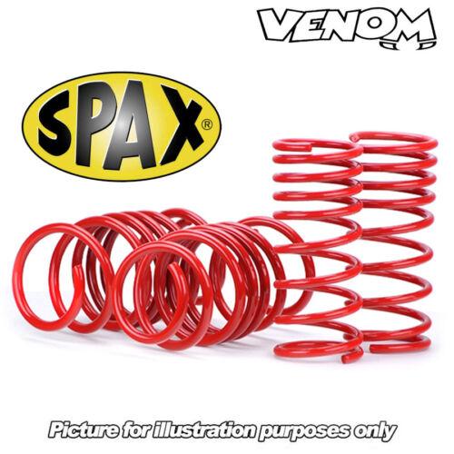 SPAX Bajada Resortes 40 mm Para Ford Sierra escotilla 82 - S011065